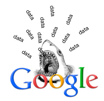 Google Data Monster